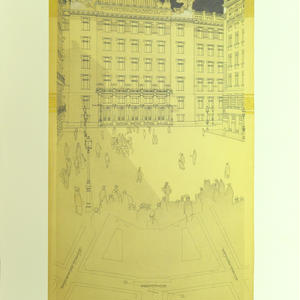 Otto wagner Drawing Portfolio No.5