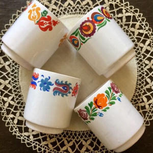Hungary Antique Cup 4set