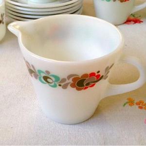 Carnavy Daizy Milk jug(Tempo )