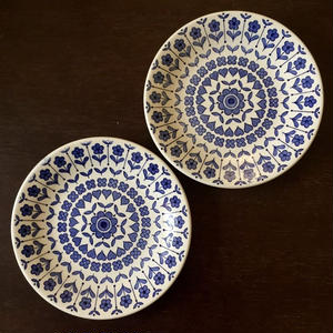 BARRATTS - Salad  plate 2set(England)