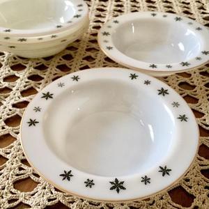 Snowflake Soup bowl (Gaiety)