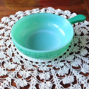One-Handle Casserole (Green)