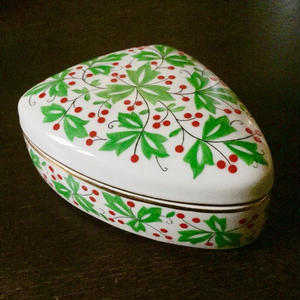 HOLLOHAZA - Trinket Box with lid
