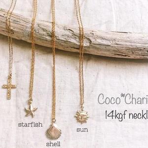 【14kgf】Design rope chain pendant