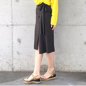 suede skirt darkbrown
