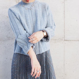 Ann sweater BLUEGRAY