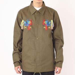 SON OF THE CHEESE/PARAFFIN DRAGON JKT/OLIVE