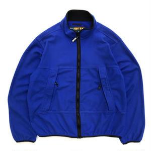 EBTEK by Eddie Bauer / Full Zip Fleece Jacket / Blue / Used