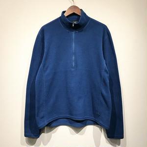 OLD REI / Half Zip Fleece Jackets / Navy