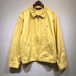 Used Polo Ralph Lauren / Cotton Swing Top / Yellow XXL