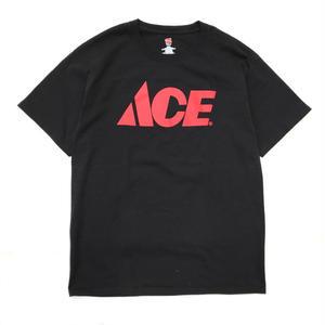 Used ACE Tee / BLACK