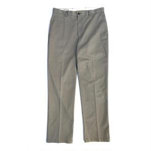 ORVIS / Cotton Slacks  / Grey / Used