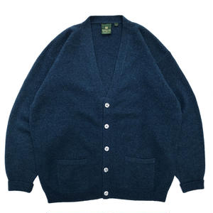nordstrom / Wool Cardigan / Blue / Used