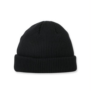 SON OF THE CHEESE/C100 KNITCAP /BLACK/サノバチーズ