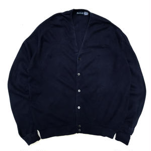 Made in USA / Cardigan / Navy / Used