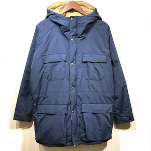 Made in USA / Old L.L.Bean / Mountain Parka / Navy
