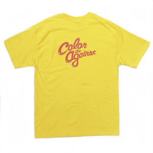 Color at Against ORIGINALS / C&C TEE / YELLOW