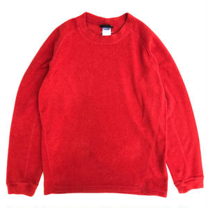 Patagonia / Synchilla Fleece Crew Sweater / Cherry / Used