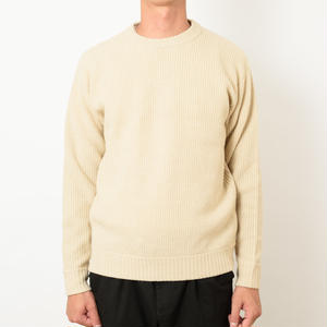 SON OF THE CHEESE/ARMY KNIT/BEIGE/サノバチーズ