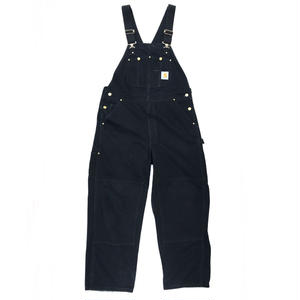 Carhartt / Double Knee Overall /Black / USED