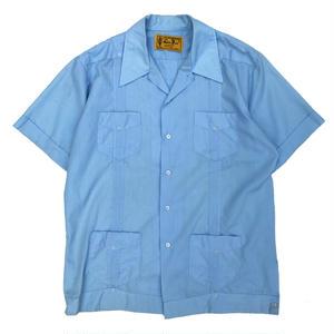 Used Cuba Shirts / Blue