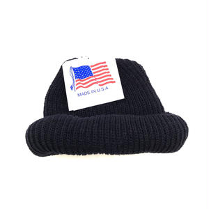 Made in USA / Knit Cap / Navy