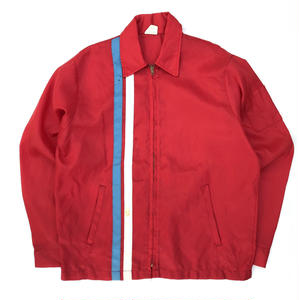 Made in USA / Old Racing Jacket / Red