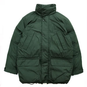 NOS / J.CREW / Nylon Down Jacket / Forest / Used