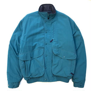Made in USA / L.L.Bean / Gore-tex Nylon Jacket / Green / Used