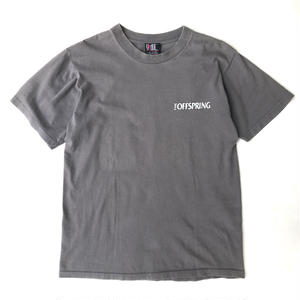 Made in USA / Vintage '98  THE OFFSPRING Tee / Gray