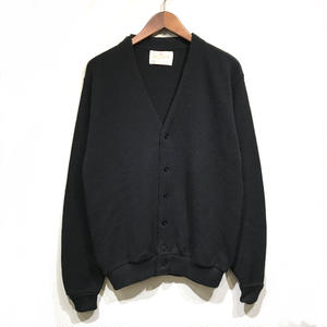 Made in USA / OLDJantzen Cardigan / Black