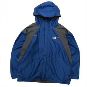 THE NORTH FACE / Summit Series Gore-Tex Mountain Parka / Blue × Grey / Used
