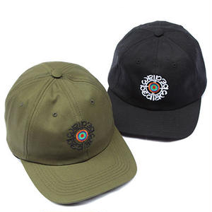 Made in USA/ Bedlam / USA Target Cap / Black / Khaki