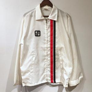 Old Racing Jacket / White