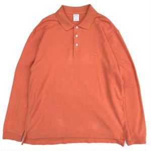 Old Brooks Brothers / Polo Shirt / Orange