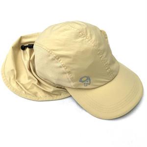 Mountain Hard Wear /Nylon Sun Cap / Yellow