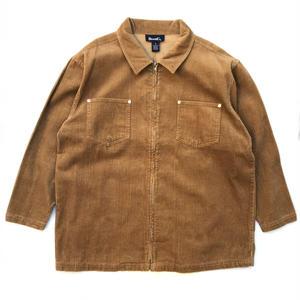 Dead Stock / Corduroy Shirt Jacket / Camel / Used