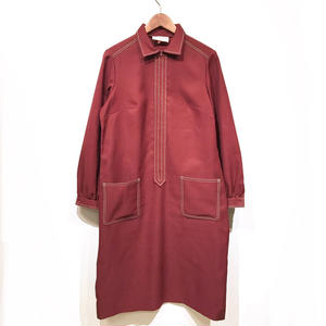 Made in USA / 70s UNION MADE Onepiece / Burgundy