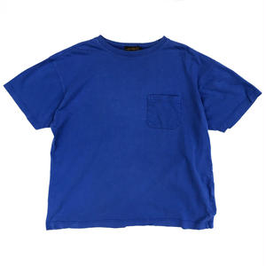 Eddie Bauer / Pocket Tee / Blue / Used