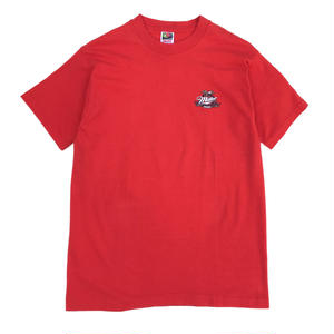miller / Used S/S Tee / RED