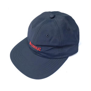 "【受注商品】Color at Against / ""NETHOLIC"" 6 PANEL CAP / NAVY"