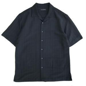 Used Open Collar Shirt / Black C