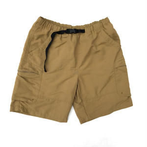 Old Woolrich Nylon Shorts / Camel / USED