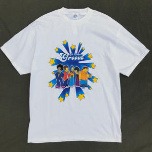 Dead Stock / The Simpsons Tee / White