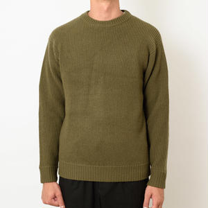 SON OF THE CHEESE/ARMY KNIT/D.GREEN/サノバチーズ