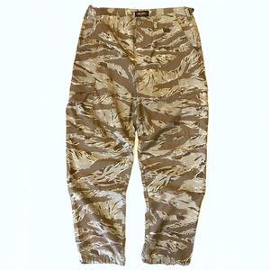 TRU-SPEC / 6pocket Cargo Pants / Desert Tiger Camo / Used