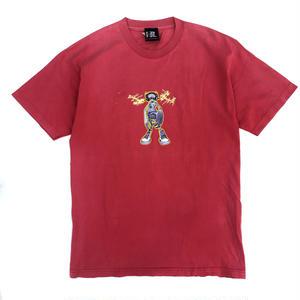 90s Limp Bizkit Tee / Red / Used