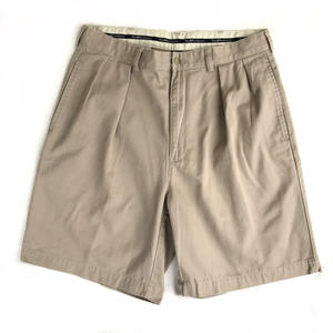 Polo Ralph Lauren / 2Tuck Shorts  / Beige I / Used