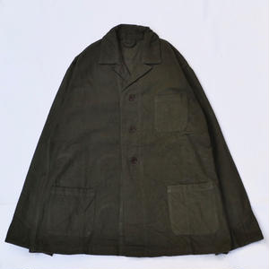 Royal Netherlands Army / MOLE SKIN JACKET DEAD STOCK / OLIVE