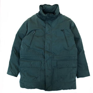 90s L.L.Bean / Down Jacket / Forest / Used